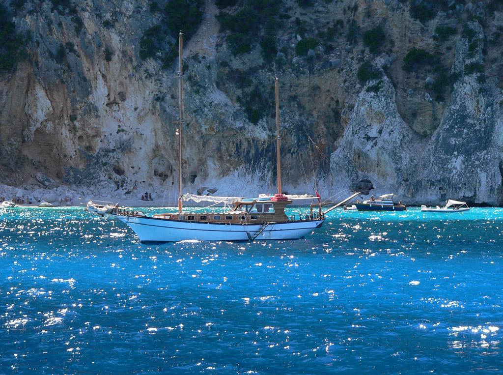 Пляж Голорице в Италии, фото 12