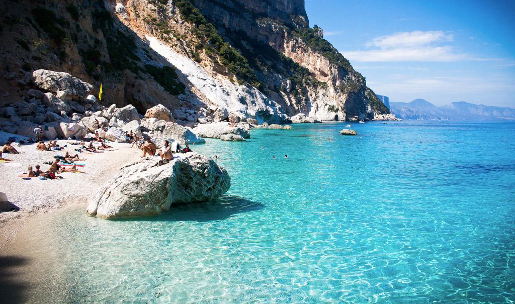 Пляж Голорице в Италии, фото 13