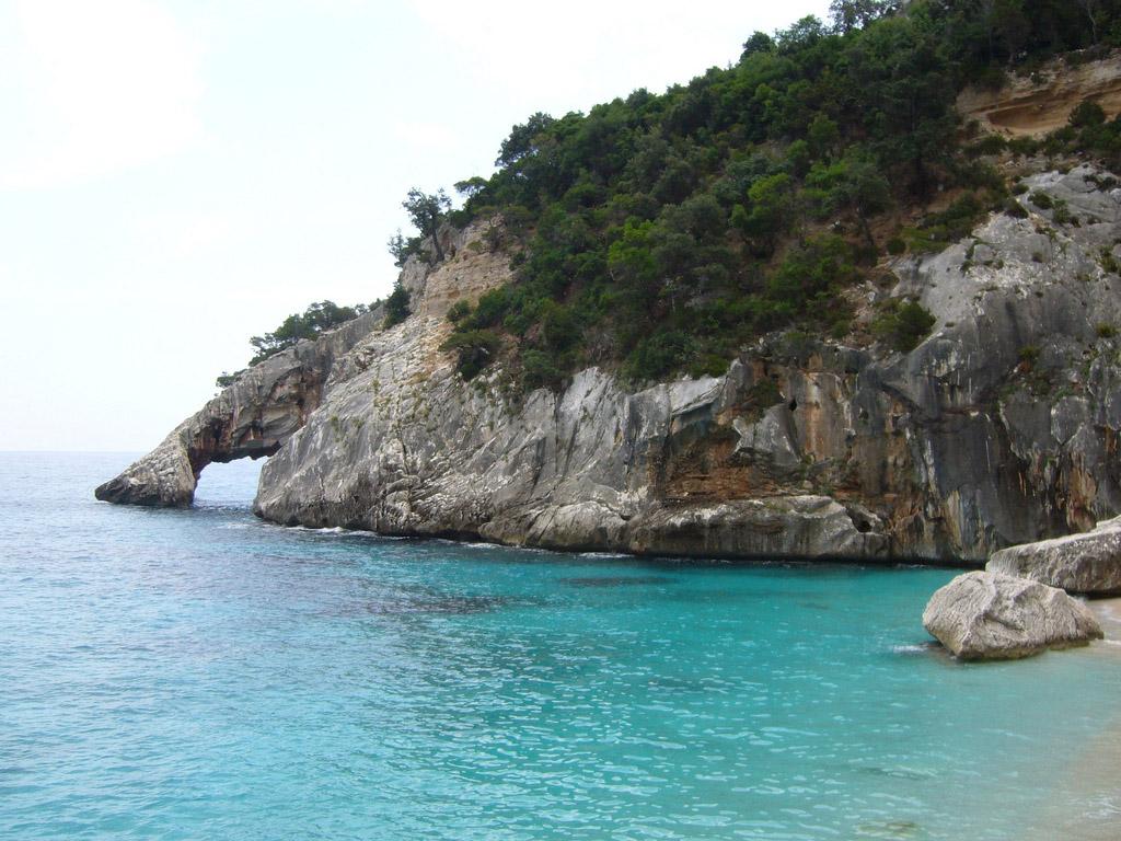 Пляж Голорице в Италии, фото 15