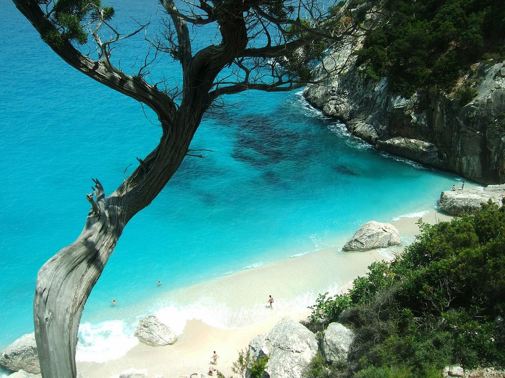 Пляж Голорице в Италии, фото 16