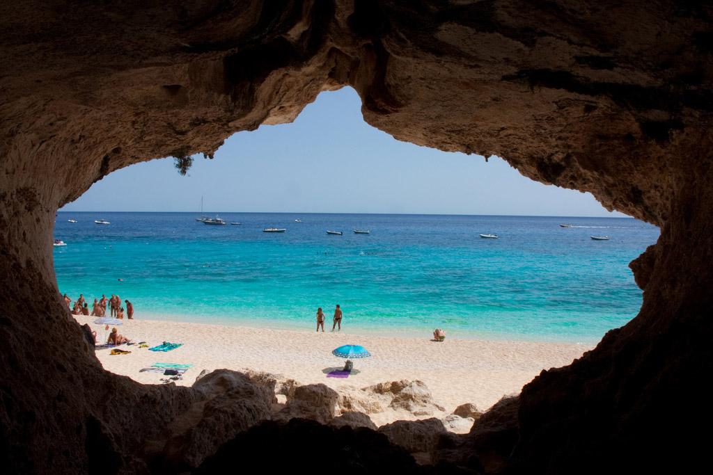 Пляж Голорице в Италии, фото 17