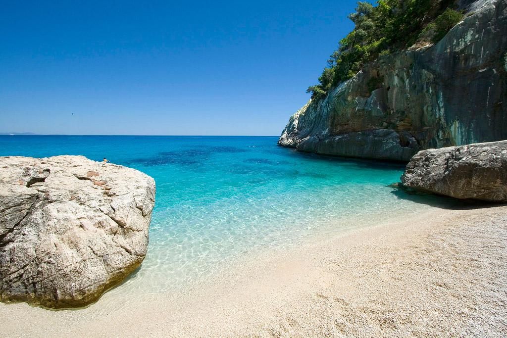 Пляж Голорице в Италии, фото 18