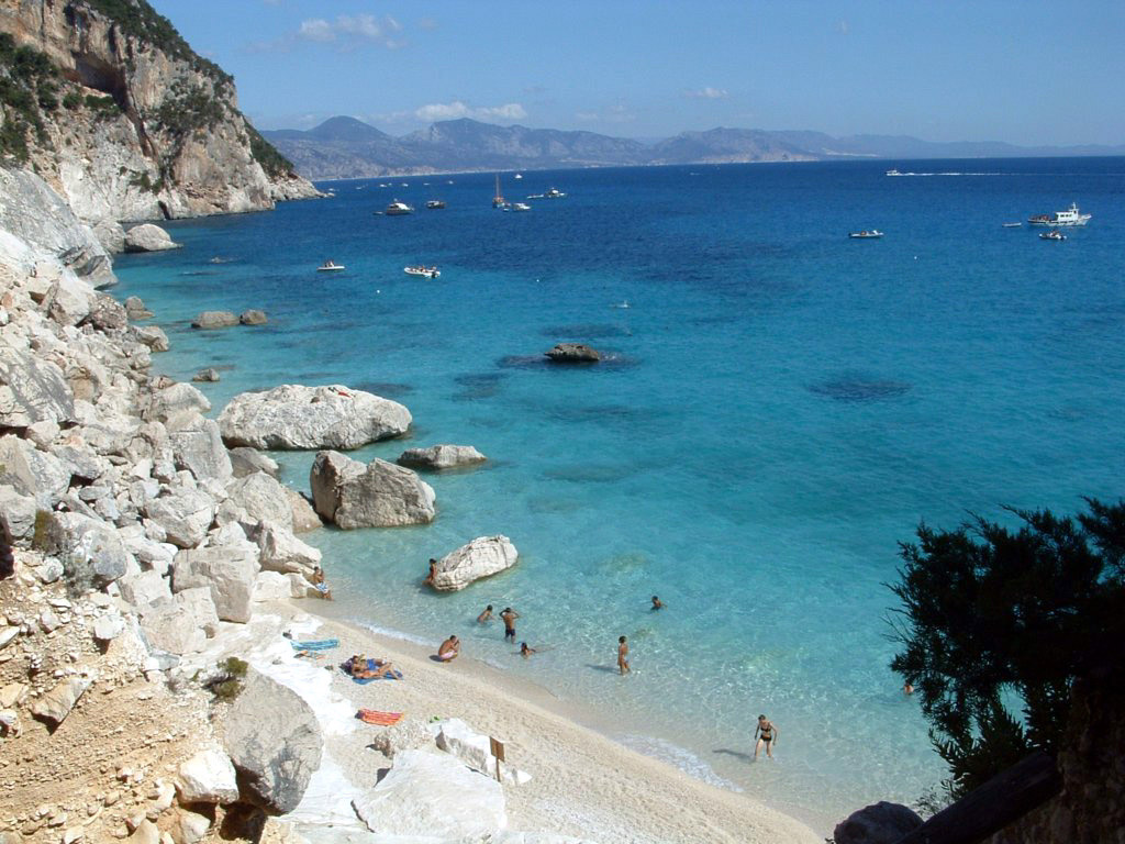 Пляж Голорице в Италии, фото 19