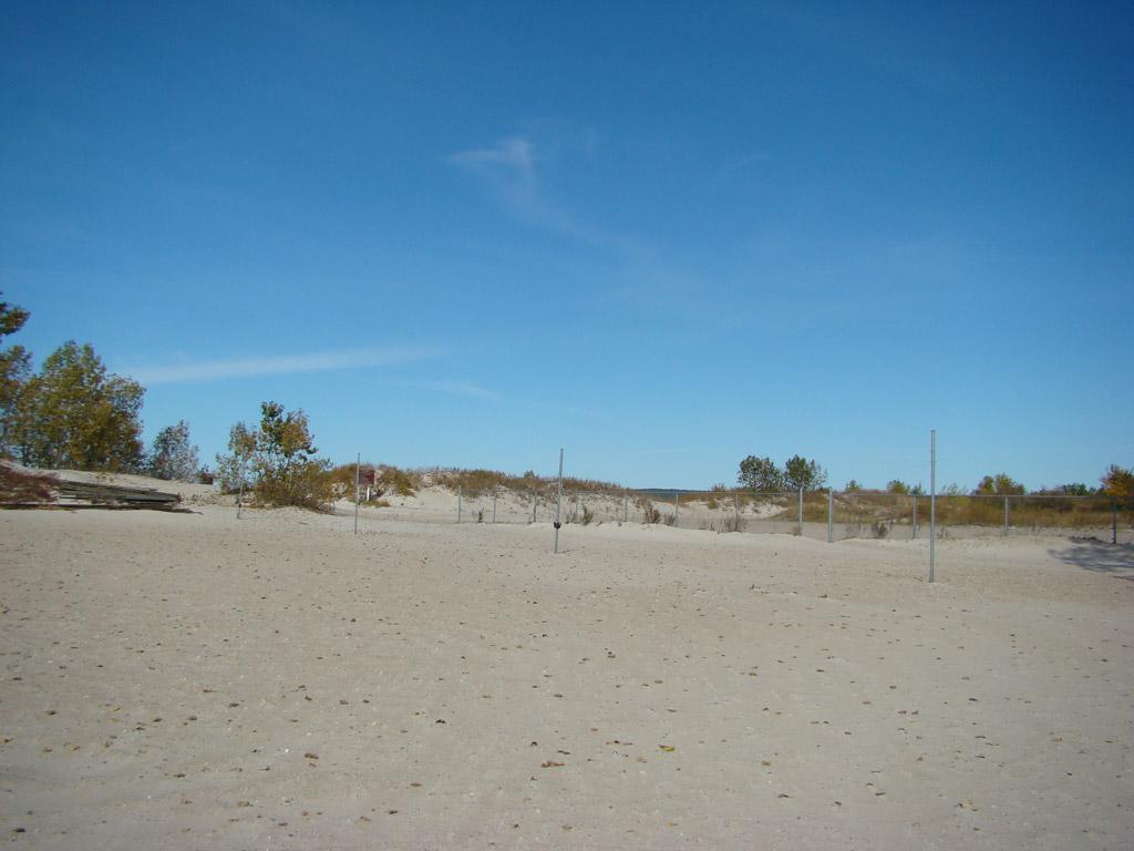 Пляж Гранд Бич в Канаде, фото 2