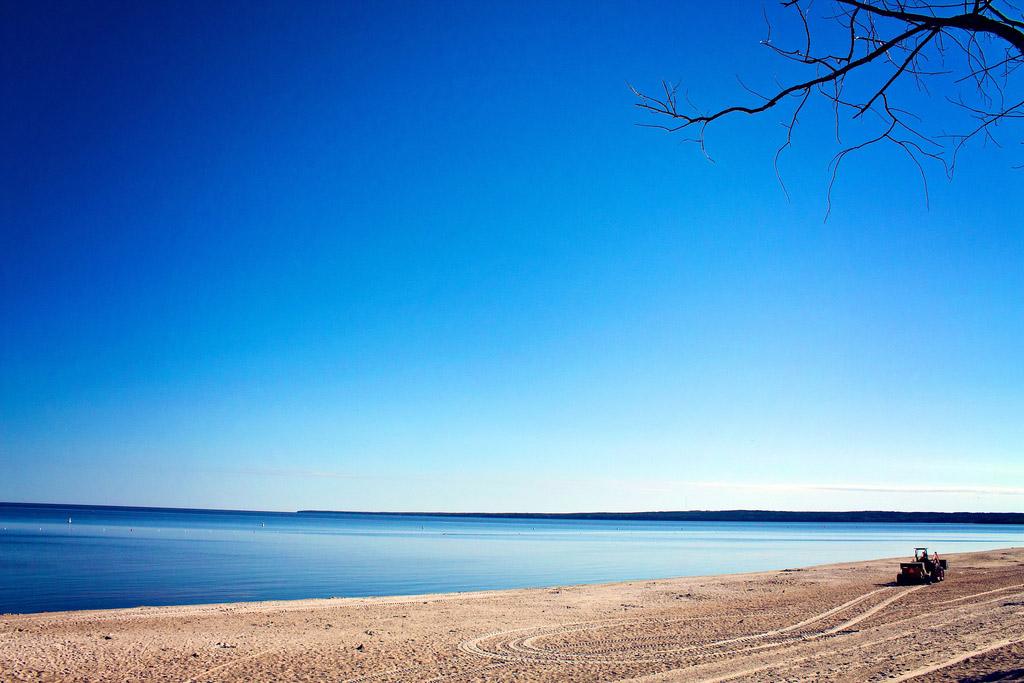Пляж Гранд Бич в Канаде, фото 8