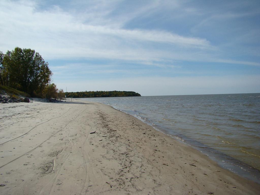 Пляж Гранд Бич в Канаде, фото 9