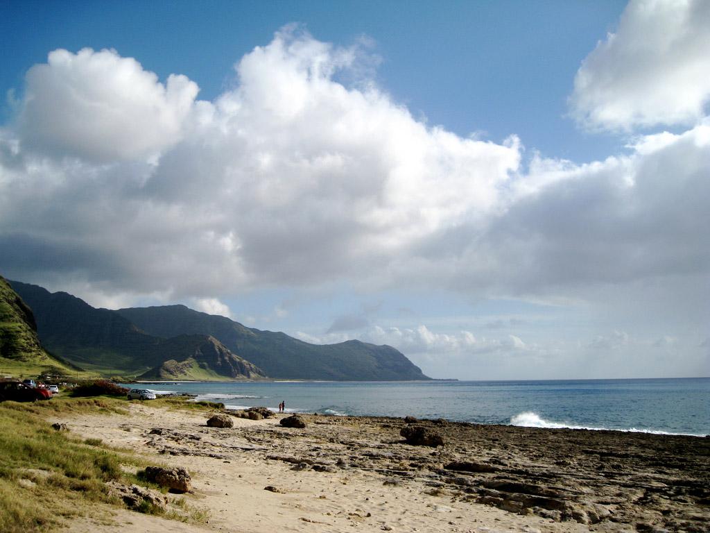 Пляж Йокогама Бэй в США, фото 8