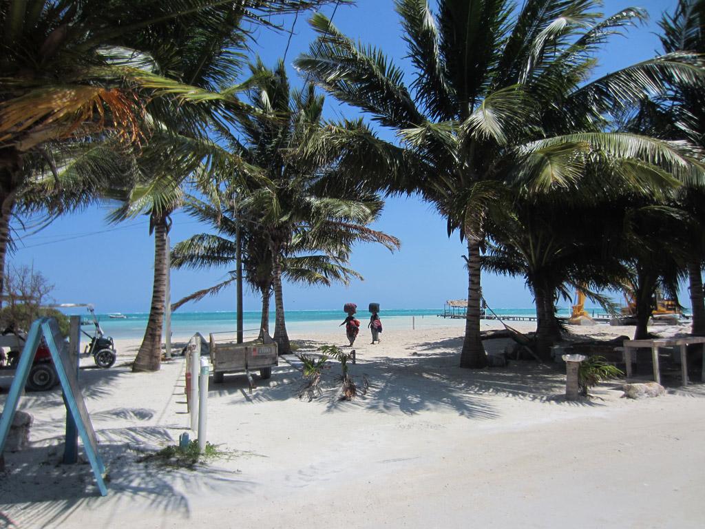 Пляж Кайе-Колкер в Белизе, фото 5