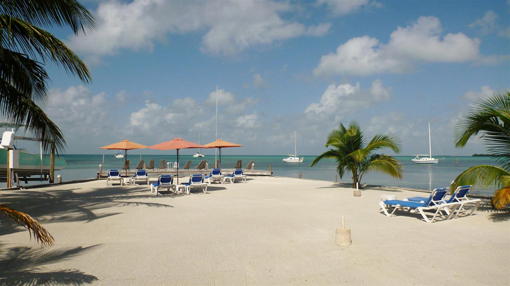 Пляж Кайе-Колкер в Белизе, фото 6