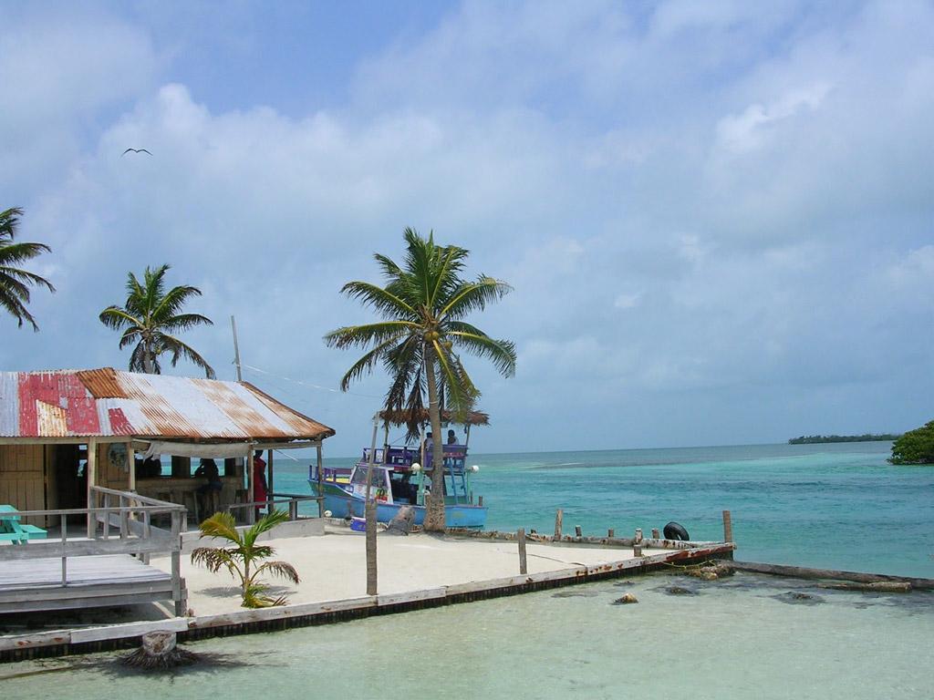 Пляж Кайе-Колкер в Белизе, фото 12