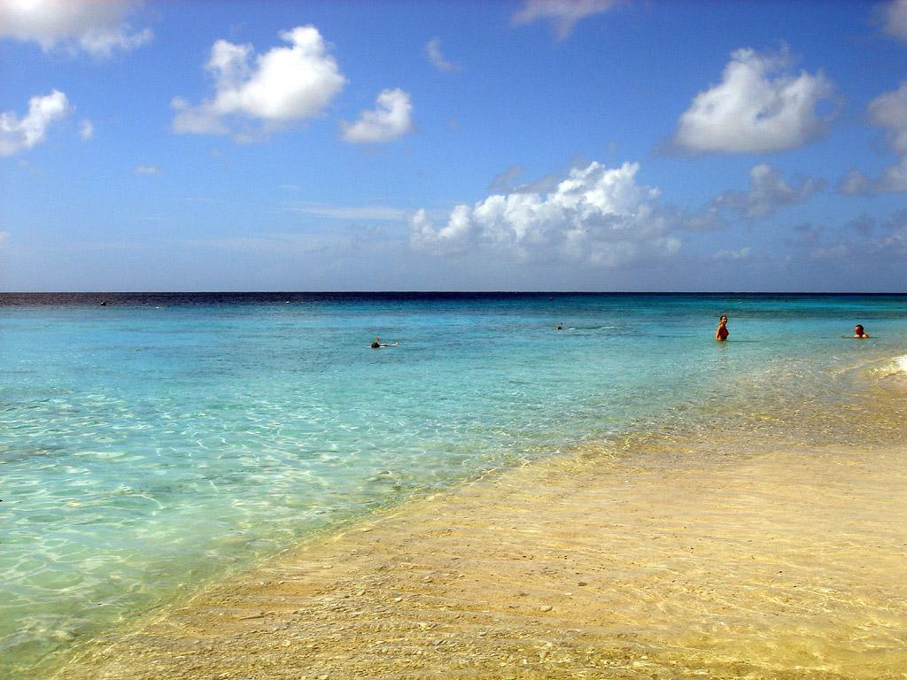 Пляж Калки на Нидерландских Антильских Островах, фото 2