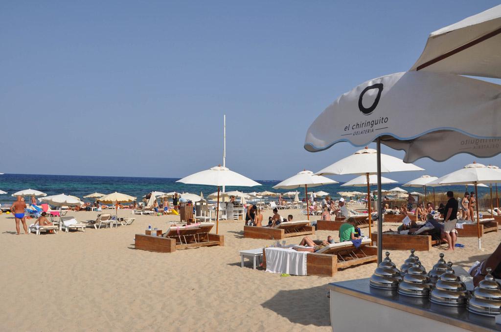 Пляж Каваллет в Испании, фото 1