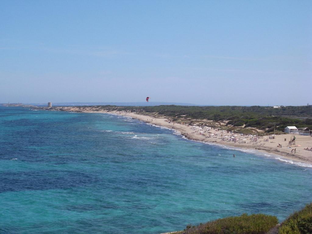 Пляж Каваллет в Испании, фото 3