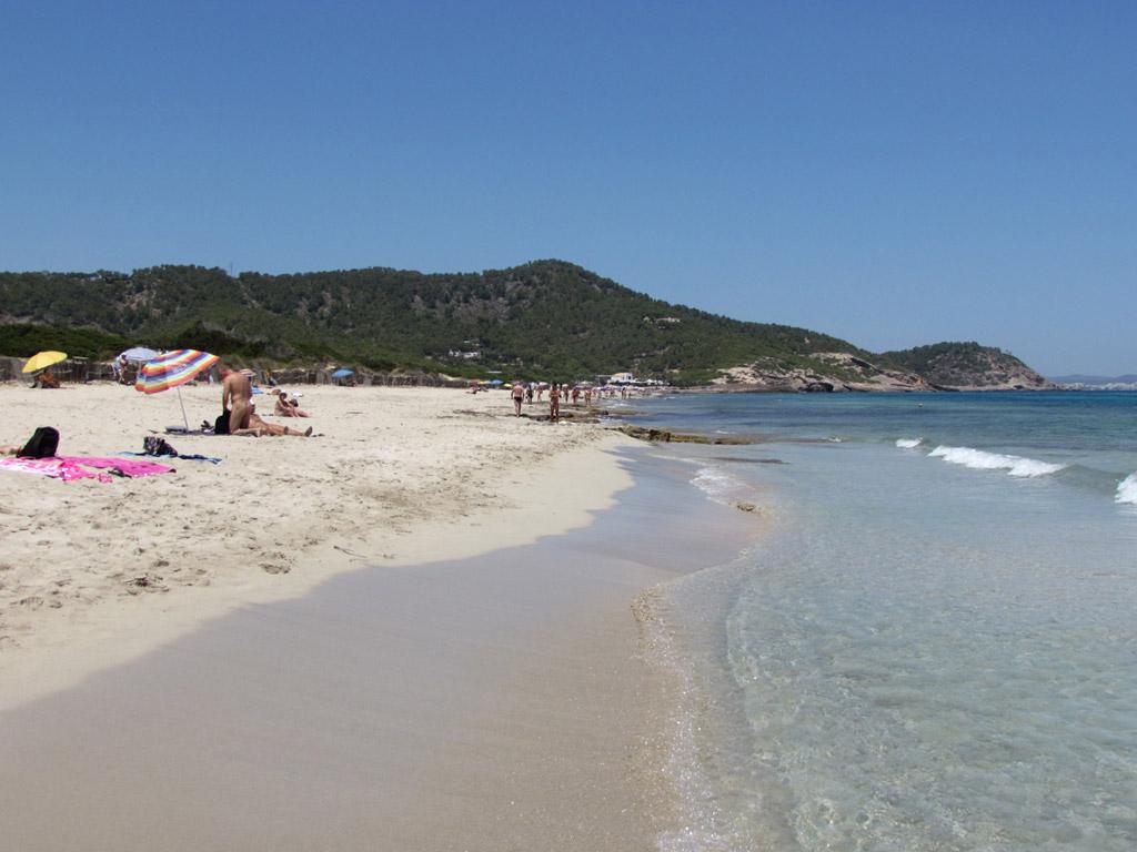 Пляж Каваллет в Испании, фото 5