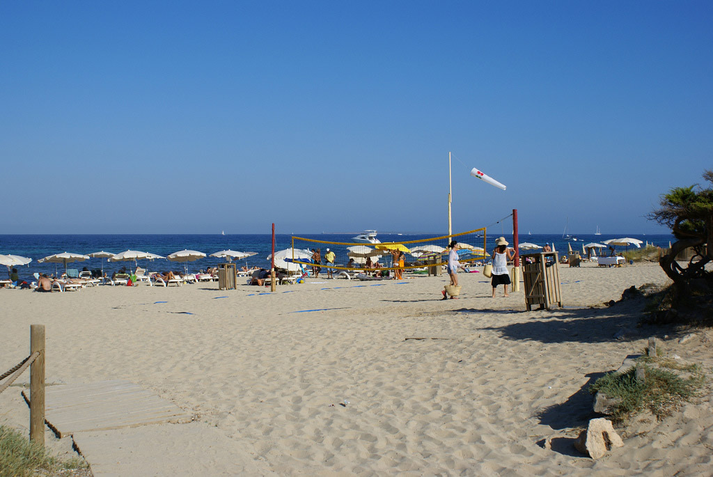 Пляж Каваллет в Испании, фото 12