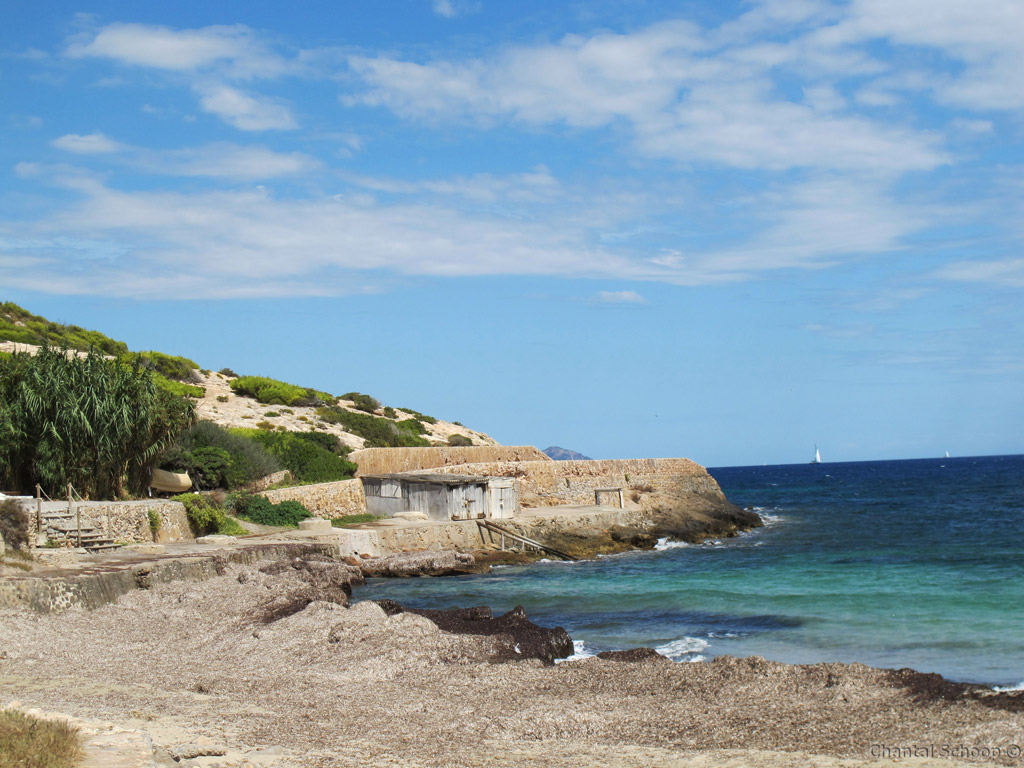Пляж Каваллет в Испании, фото 13