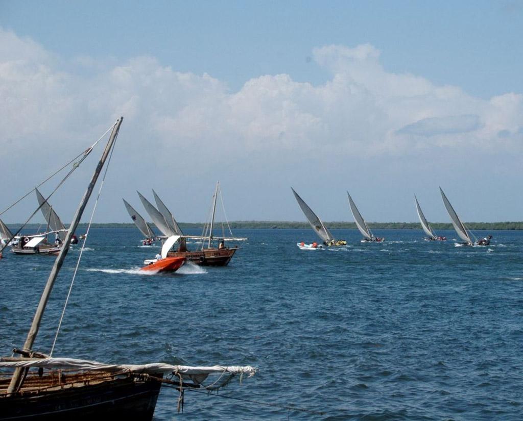 Пляж Ламу в Кении, фото 5
