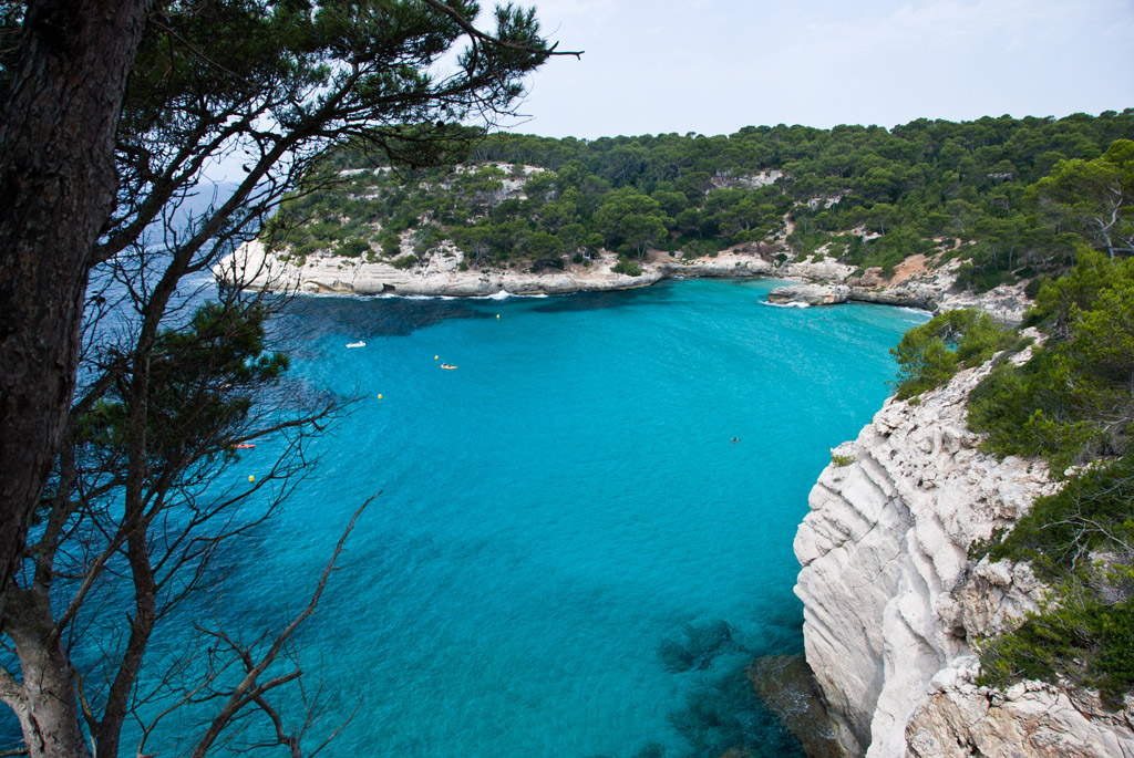 Пляж Митьяна в Испании, фото 1