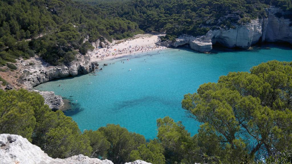Пляж Митьяна в Испании, фото 2