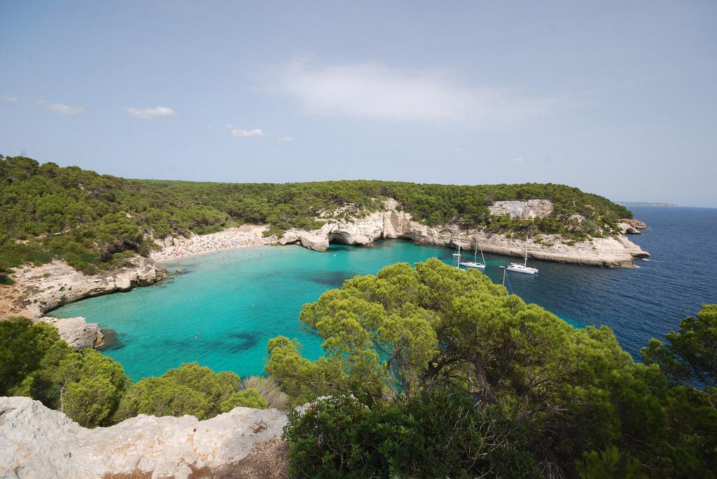 Пляж Митьяна в Испании, фото 3