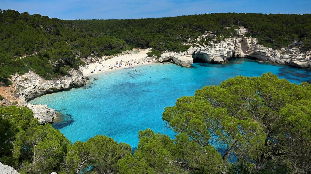 Пляж Митьяна в Испании, фото 6