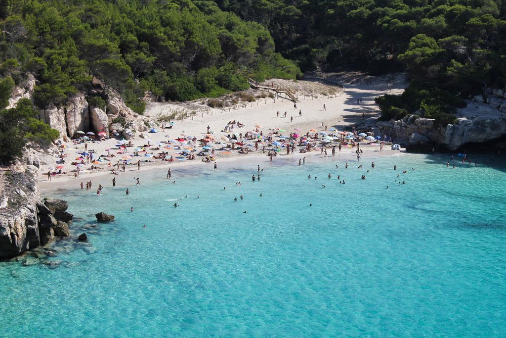 Пляж Митьяна в Испании, фото 7