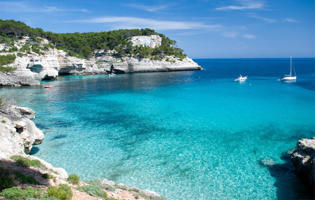 Пляж Митьяна в Испании, фото 8