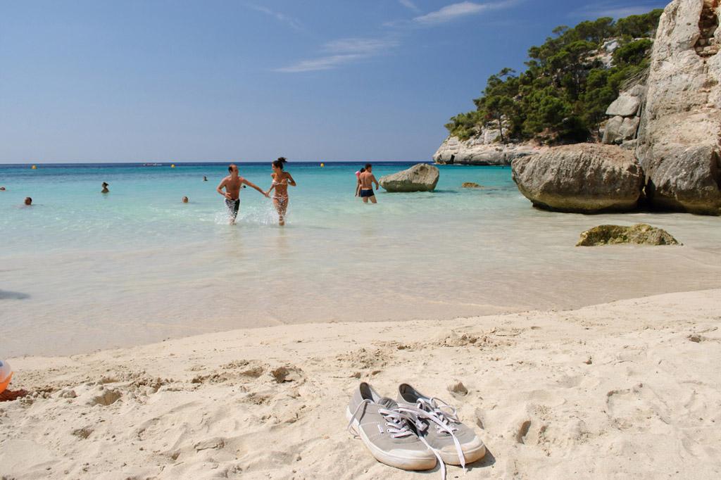 Пляж Митьяна в Испании, фото 10