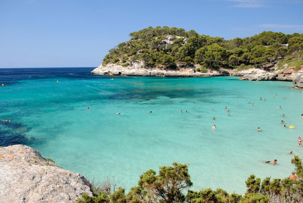 Пляж Митьяна в Испании, фото 11