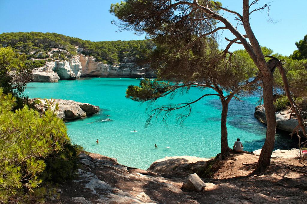 Пляж Митьяна в Испании, фото 14