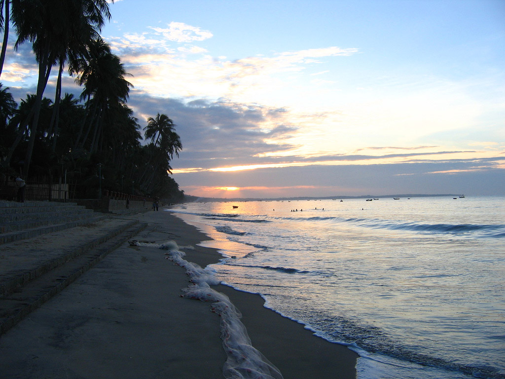Пляж Муйне в Вьетнам, фото 8