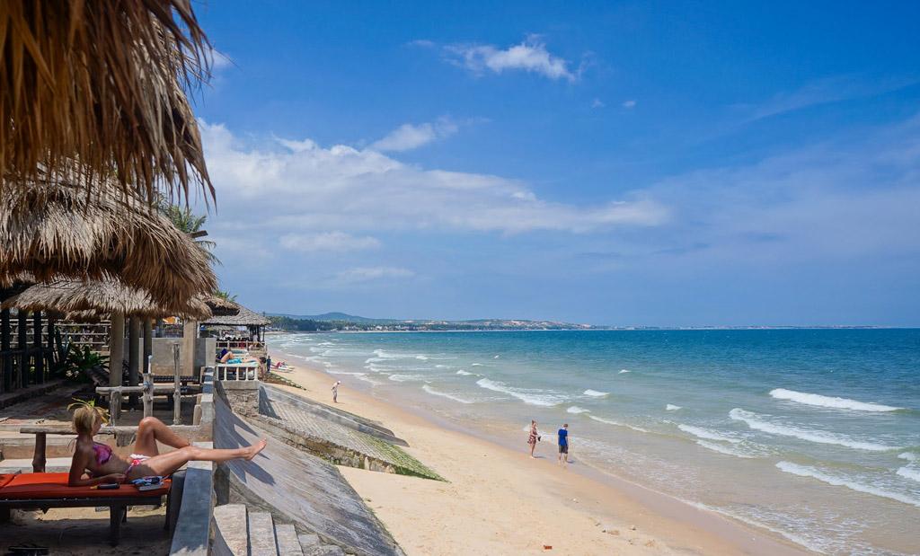 Пляж Муйне в Вьетнам, фото 13