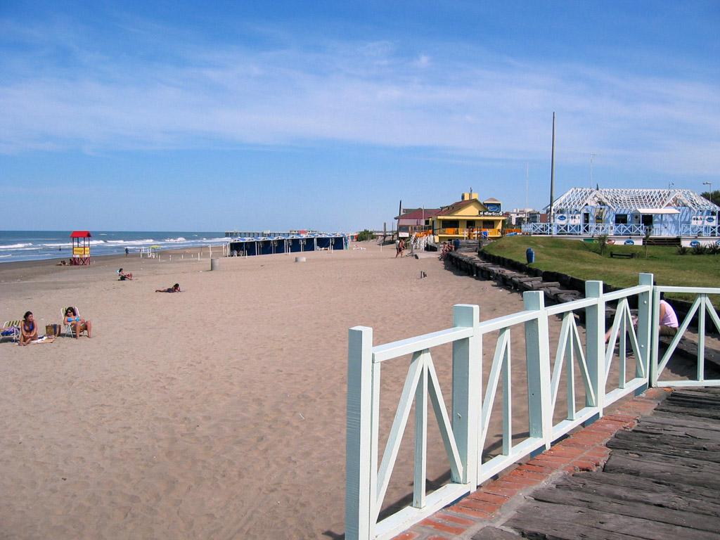 Пляж Пинамар в Аргентине, фото 2