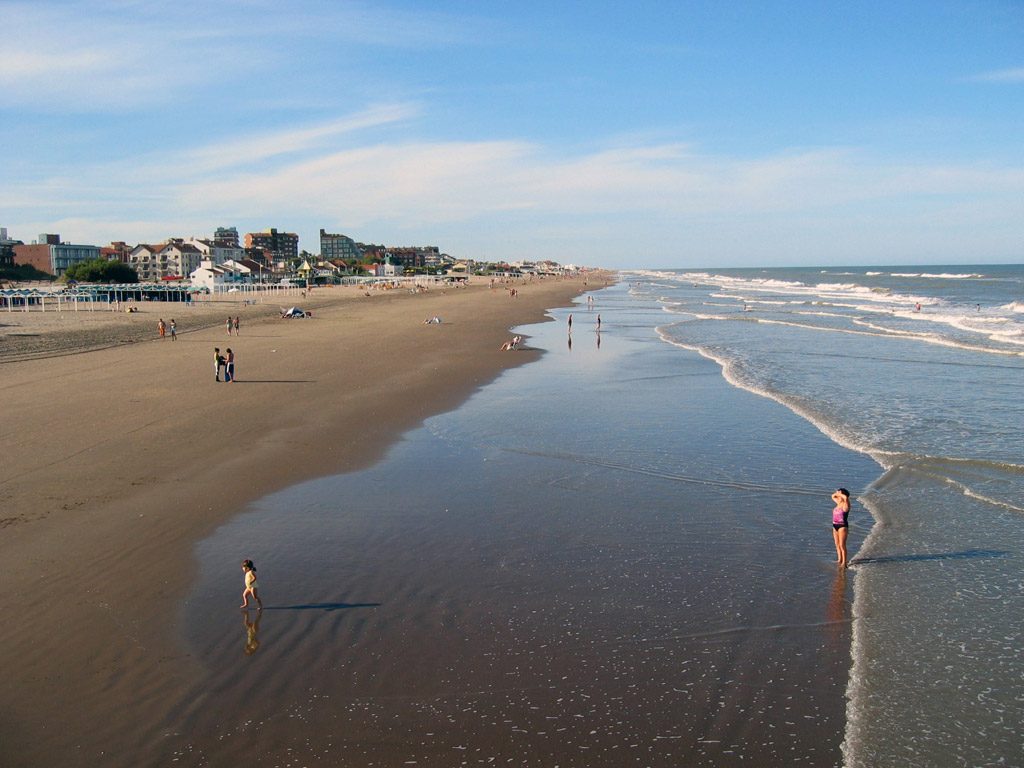 Пляж Пинамар в Аргентине, фото 3