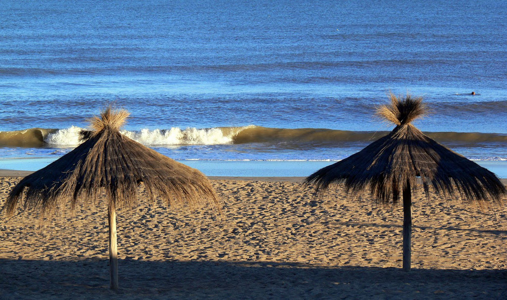 Пляж Пинамар в Аргентине, фото 5