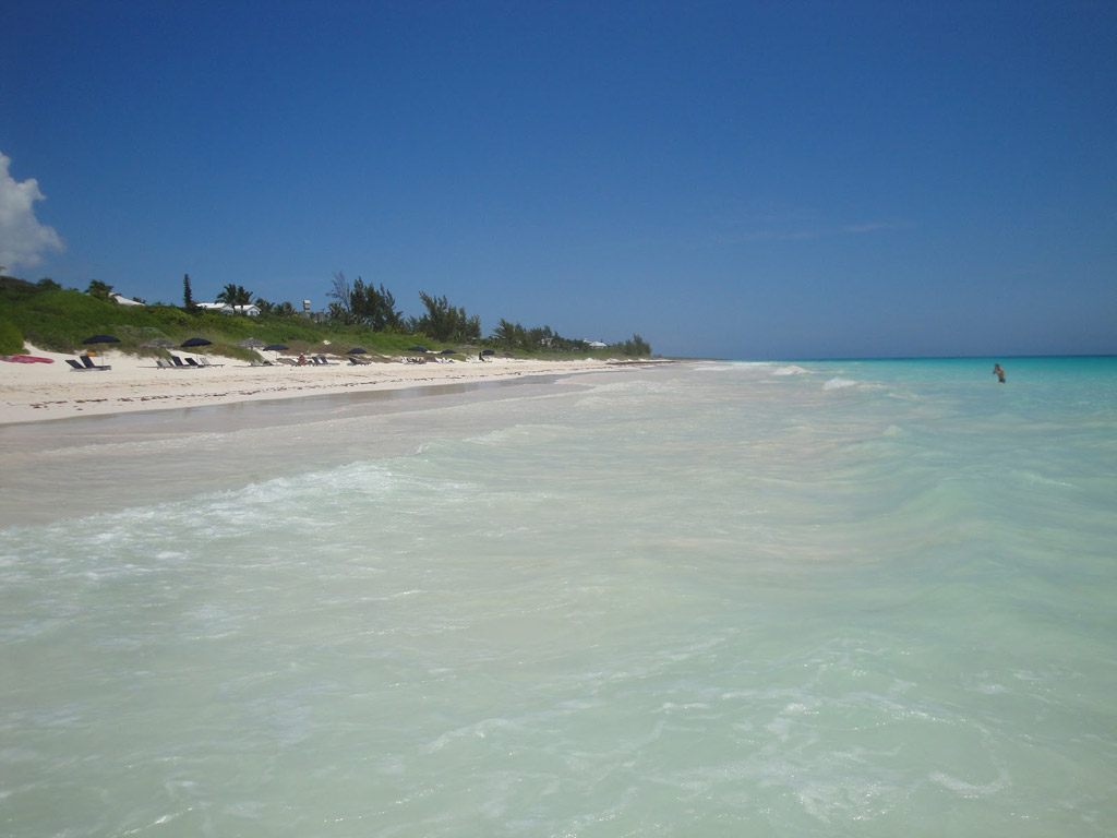 Пляж Пинк Сэндс на Багамских Островах, фото 5
