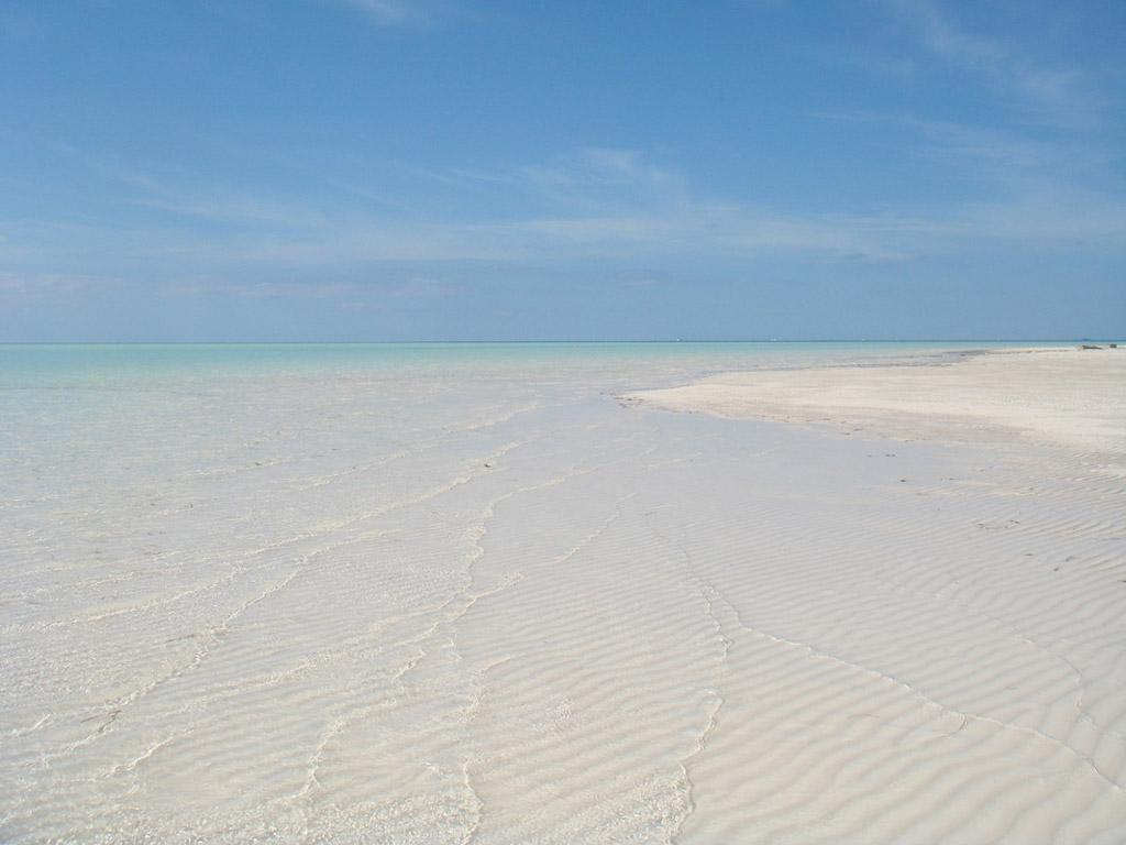 Пляж Пинк Сэндс на Багамских Островах, фото 6