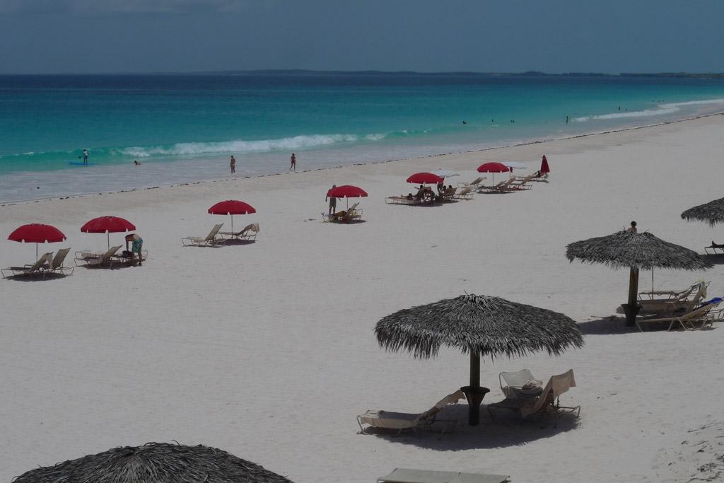 Пляж Пинк Сэндс на Багамских Островах, фото 7