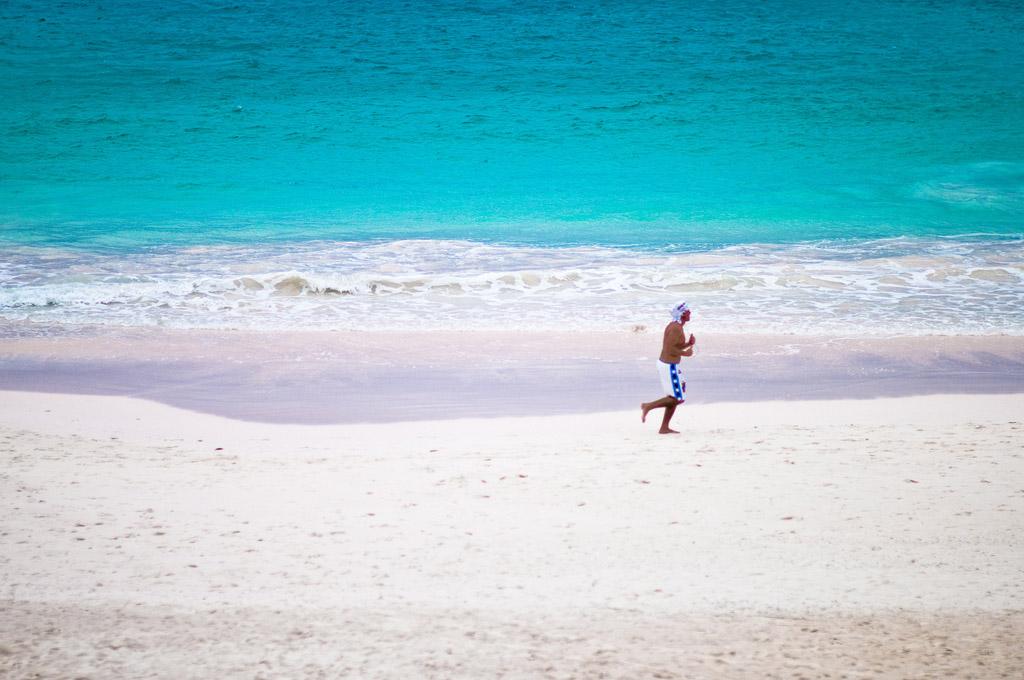 Пляж Пинк Сэндс на Багамских Островах, фото 9