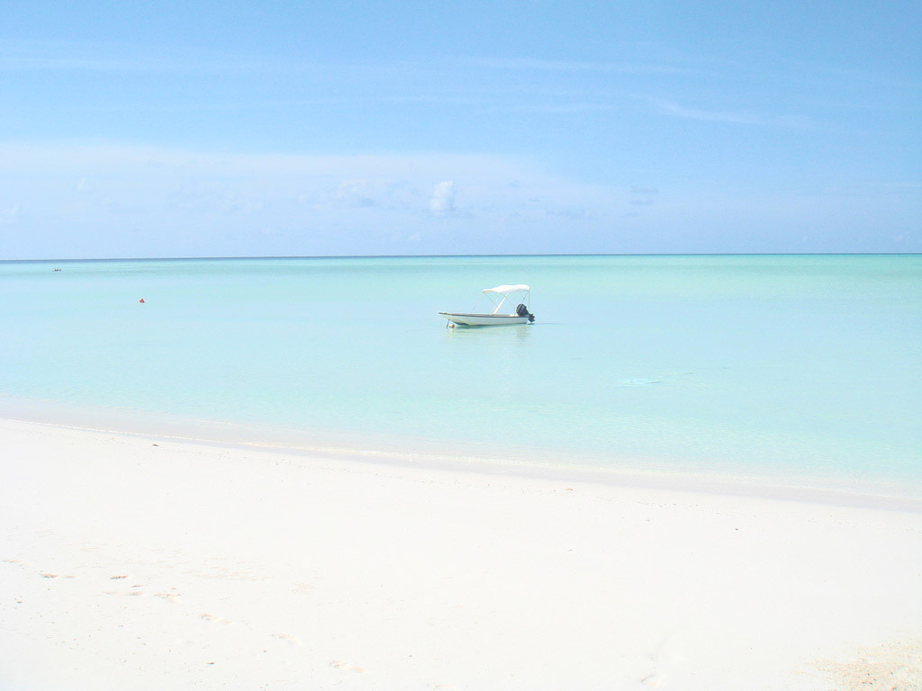 Пляж Пинк Сэндс на Багамских Островах, фото 13