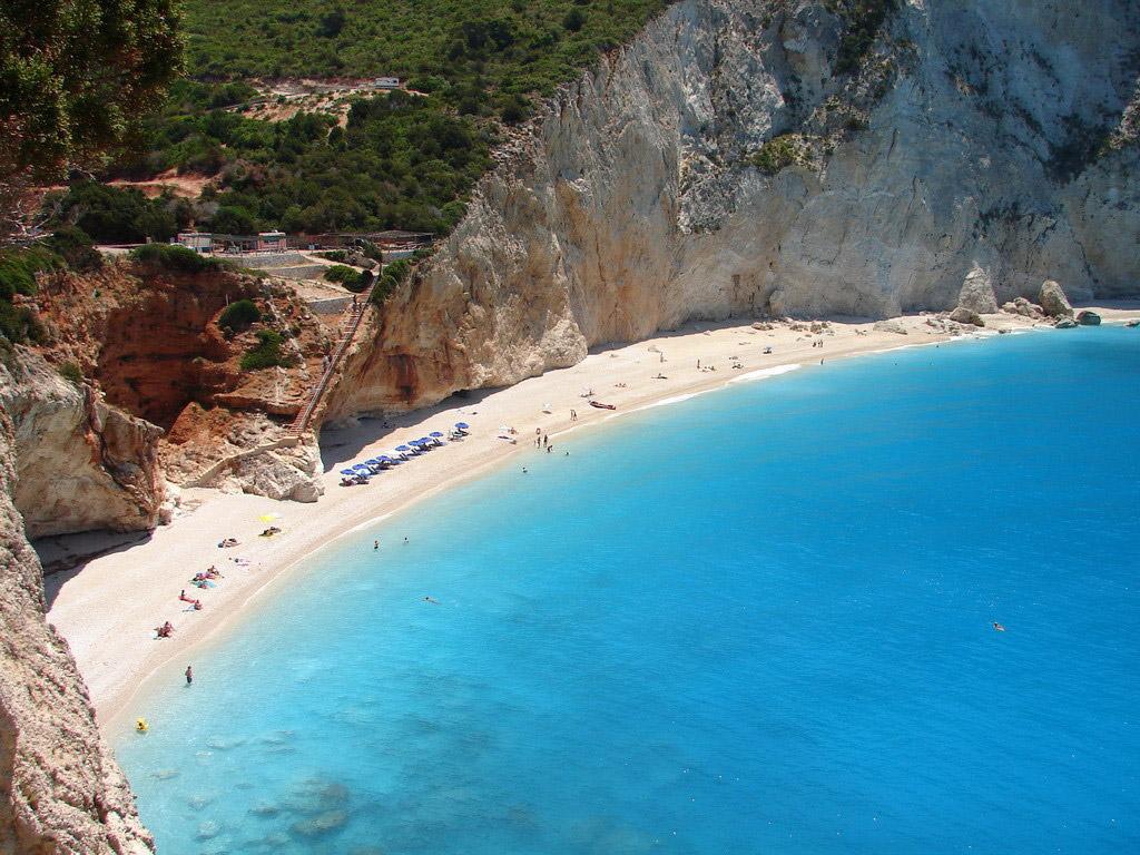 Пляж Порто Катсики в Греции, фото 2