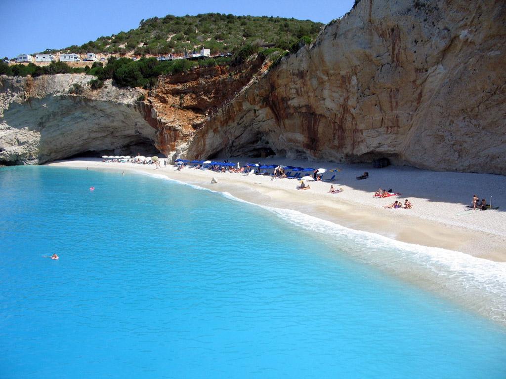 Пляж Порто Катсики в Греции, фото 3