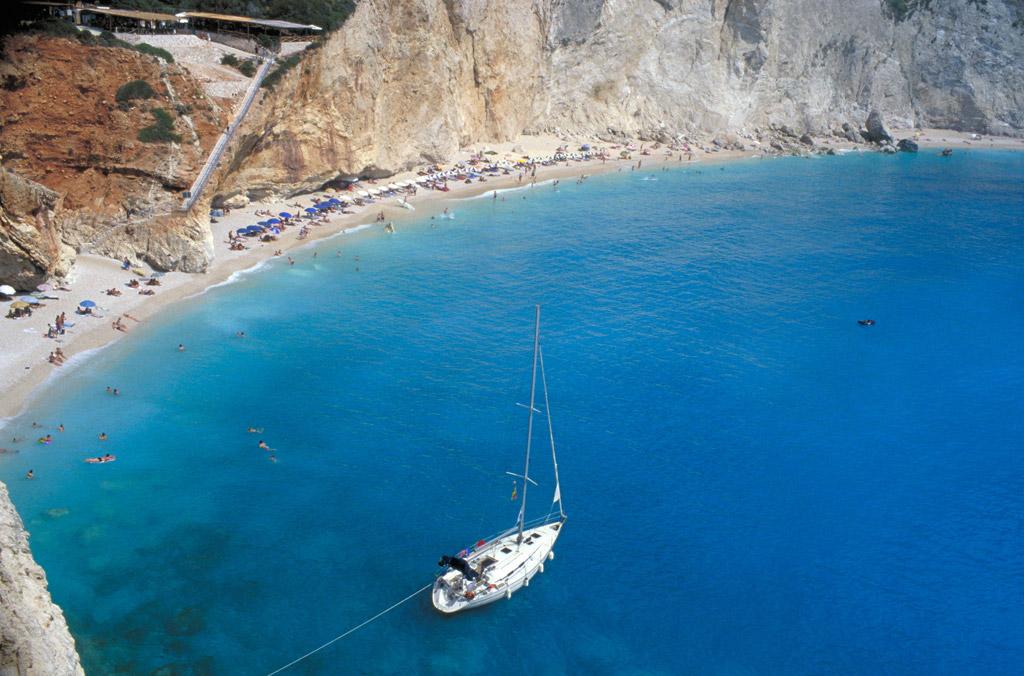 Пляж Порто Катсики в Греции, фото 4