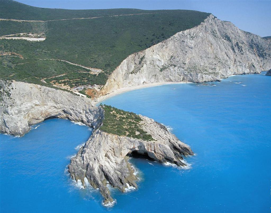 Пляж Порто Катсики в Греции, фото 5