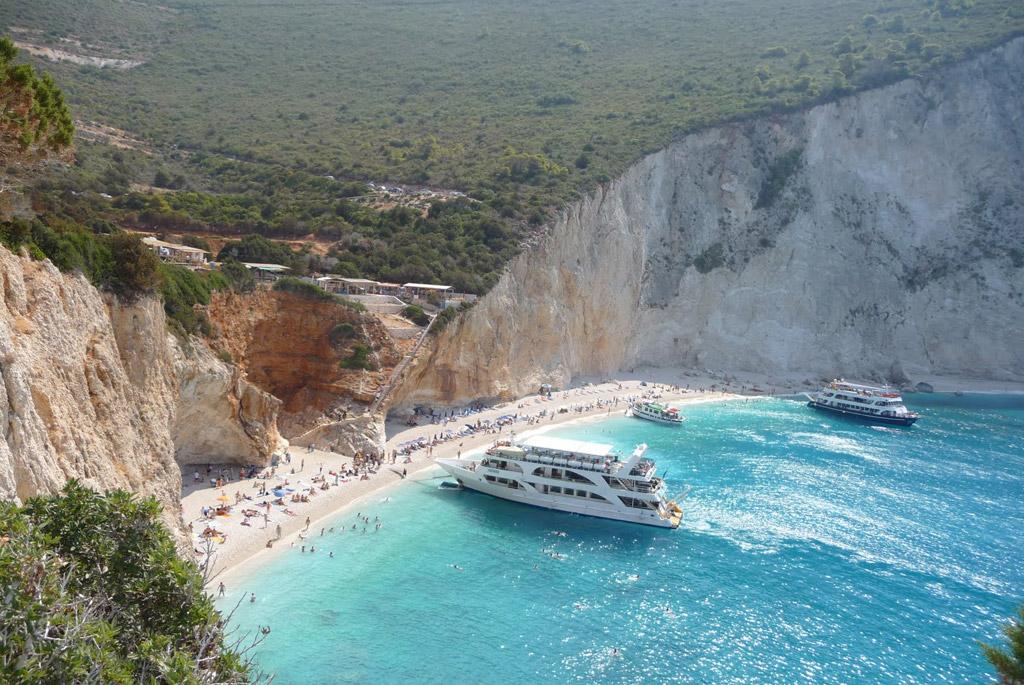 Пляж Порто Катсики в Греции, фото 7
