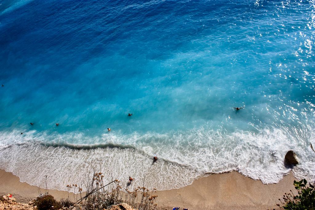 Пляж Порто Катсики в Греции, фото 8