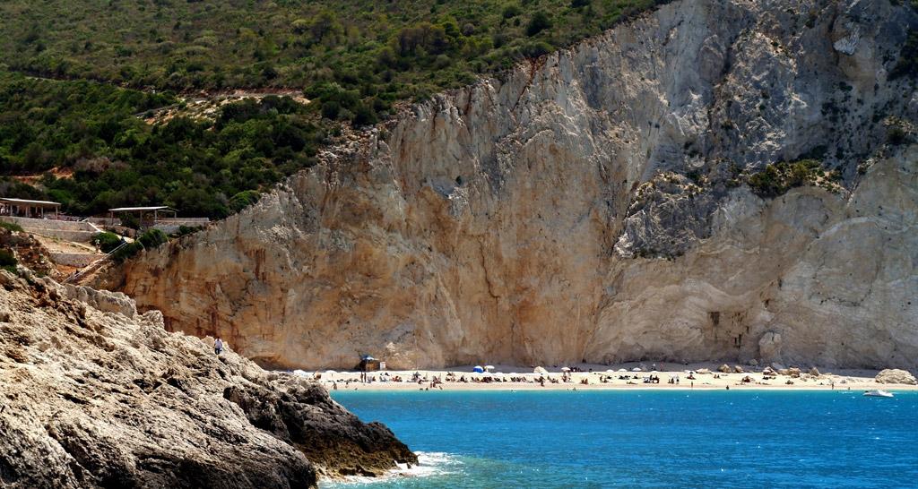 Пляж Порто Катсики в Греции, фото 10