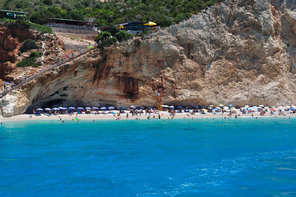 Пляж Порто Катсики в Греции, фото 13