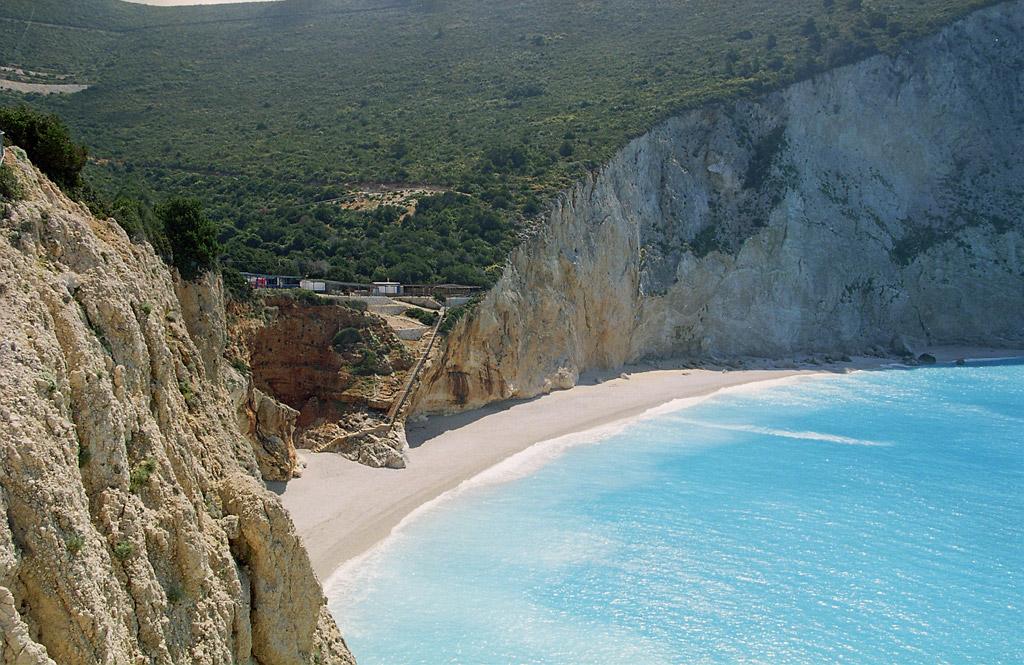 Пляж Порто Катсики в Греции, фото 14