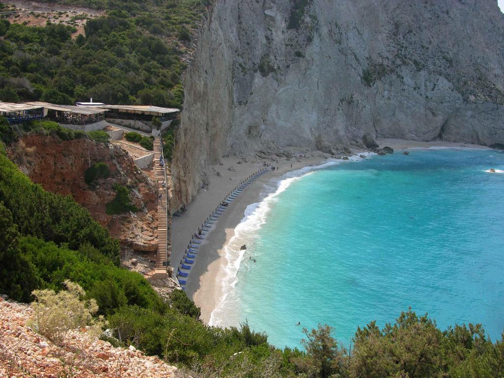 Пляж Порто Катсики в Греции, фото 17